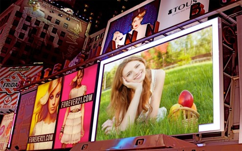 5-Billboard Photo Frames