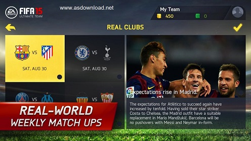 8-FIFA 15 Ultimate Team
