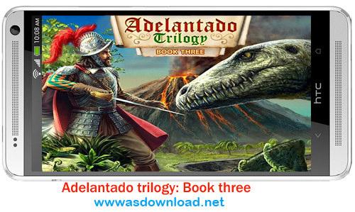 Adelantado Trilogy. Book Three 1.0 – نسخه 3 بازی استراتژی کتاب سه گانه اندروید + دیتا