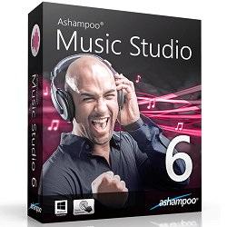 دانلود Ashampoo Music Studio 7 v7.0.2.4 - نرم افزار ویرایش موزیک