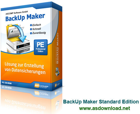 BackUp Maker Standard Edition