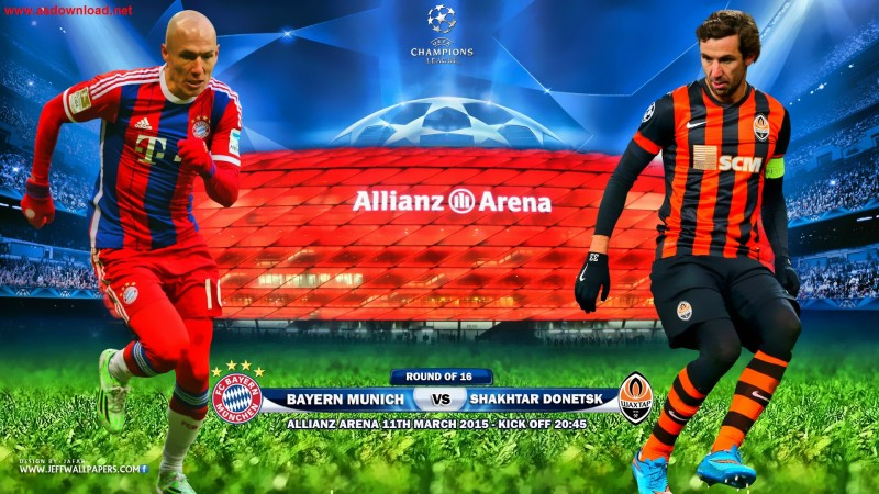 Bayern-Munchen-vs-Shakhtar-Donetsk-2015-Champions-League-Wallpaper