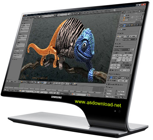 Blender 2.74a + x64 – نرم افزار طراحی انیمیشن سه بعدی
