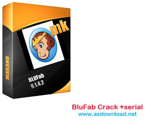 BluFab Crack +serial