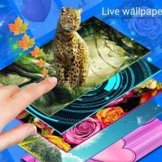 CM Launcher 3D - HD Theme & Live Wallpaper v3.53 – دانلود لانچر CM اندروید