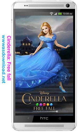 Cinderella: Free fall -دانلود بازی سیندرلا برای اندروید