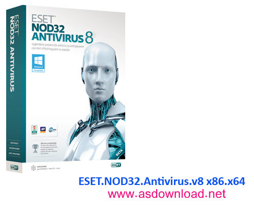 ESET.NOD32.Antivirus.v8