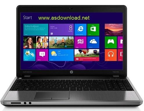 دانلود درایور لپ تاپ hp probook 4540s