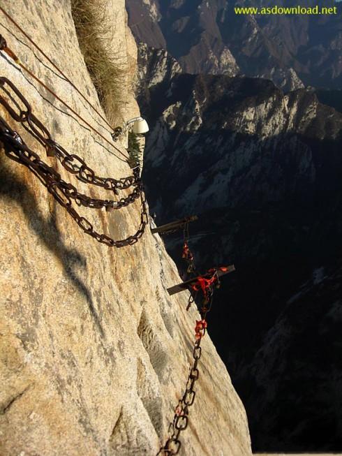 Huashan Danger Trail IN WORLD (2)