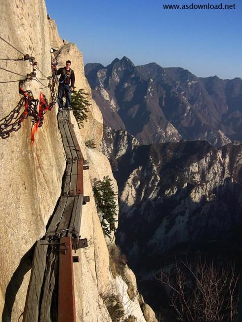 Huashan Danger Trail IN WORLD (4)