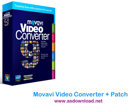 Movavi Video Converter + Patch