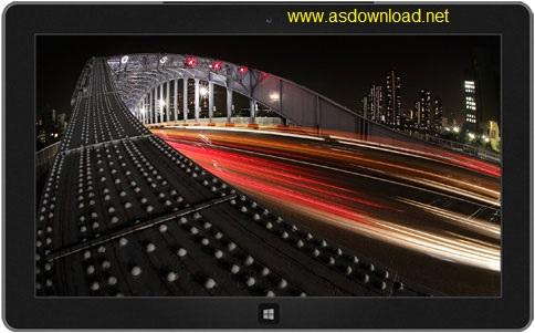 Perspectives Japan theme windows 8 - دانلود تم جذابیت های ژاپن برای ویندوز