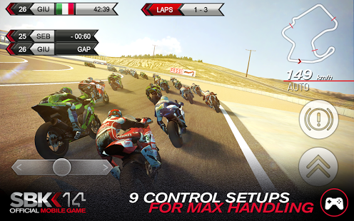 SBK14 Official Mobile Game (3)