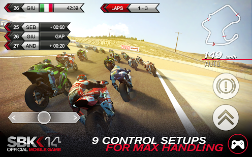 SBK14 Official Mobile Game (9)