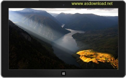 Serbian Landscapes theme windows 8