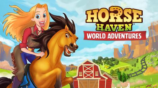 Horse haven: World adventures - بازی پرورش اسب ها + فایل دیتا