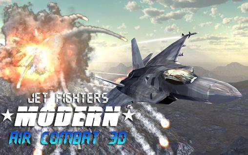 Jet fighters: Modern air combat 3D - بازی جنگی اندروید