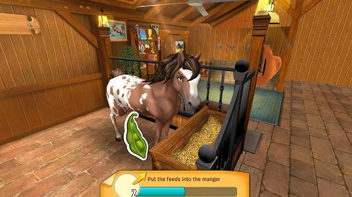 Horse haven: World adventures – بازی پرورش اسب ها + فایل دیتا
