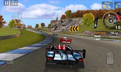 GT Racing Motor Academy HD - بازی مسابقه اتومبیل رانی برای اندروید + دیتا
