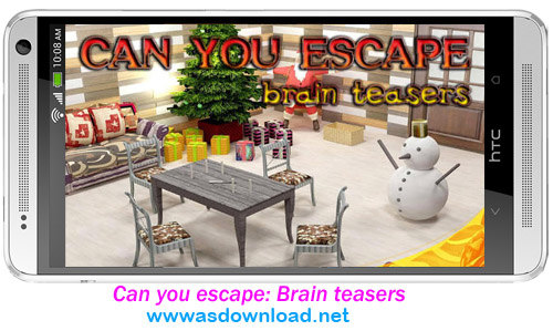 Can you escape Brain teasers