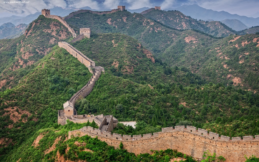 Great-Wall-Of-China Wallpaper