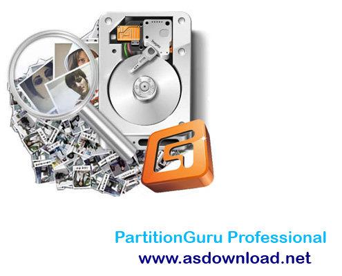 PartitionGuru Professional 4.7.0 – نرم افزار مدیریت پارتیشن های هارد دیسک