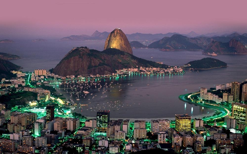 Rio-De-Janeiro-At-Night-Wallpaper