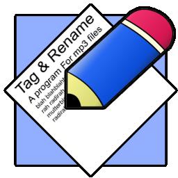 نرم افزار ویرایش تگ و گذاشتن عکس در پس زمینه فایل های صوتی Tag & Rename 3.9.8 + Portable