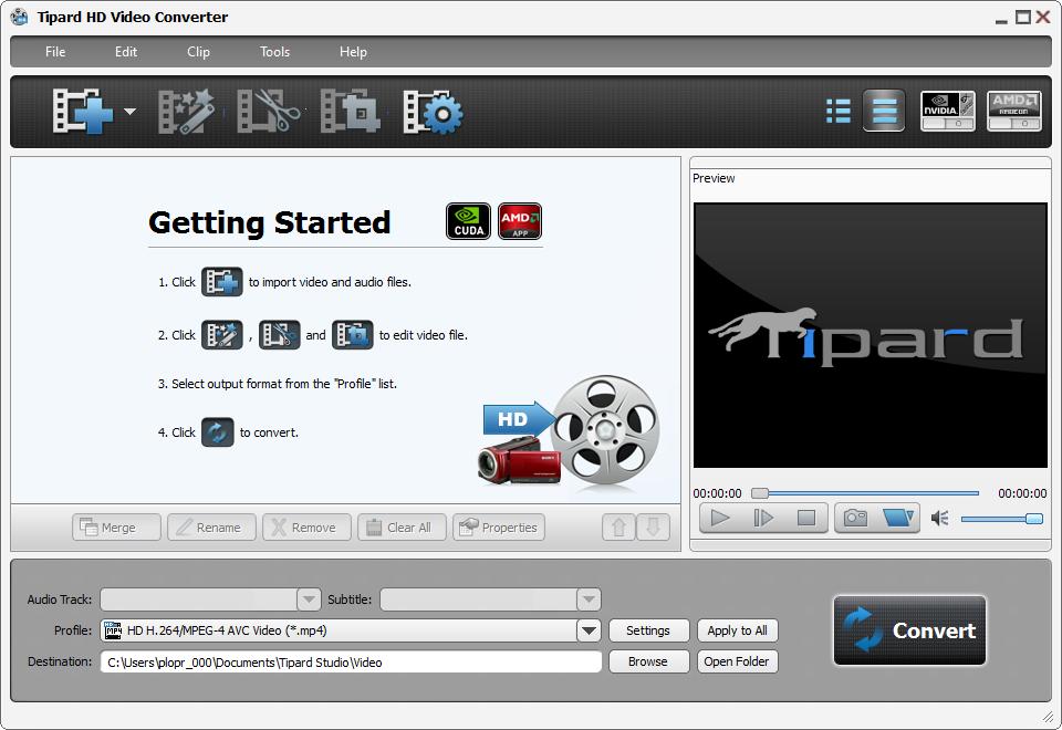 Tipard.HD.Video.Converter.6.1.501