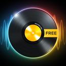 djay FREE - DJ Mix Remix Music 2.2.3 Patched - بهترین نرم افزار میکس موزیک برای اندروید + دیتا