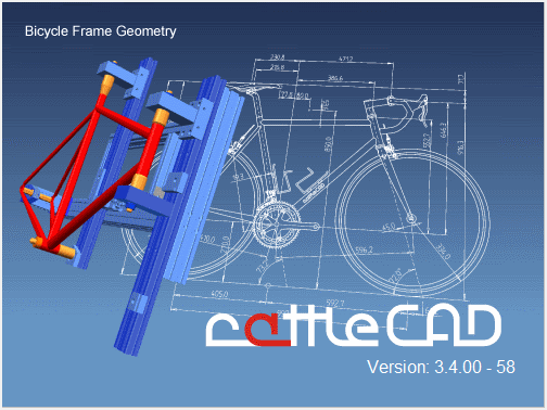 rattleCAD 3.4.02.40 – نرم افزار طراحی حرفه ای دوچرخه