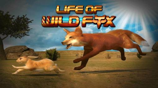 Life of wild fox - بازی روباه وحشی برای اندروید