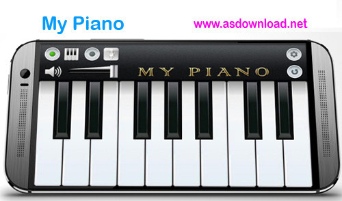 My Piano 3.6 -بهترین نرم افزار نواختن پیانو با اندروید