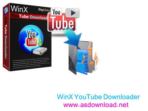 WinX YouTube Downloader 4 0 0 - نرم افزار دانلود فیلم از سایت یوتیوب