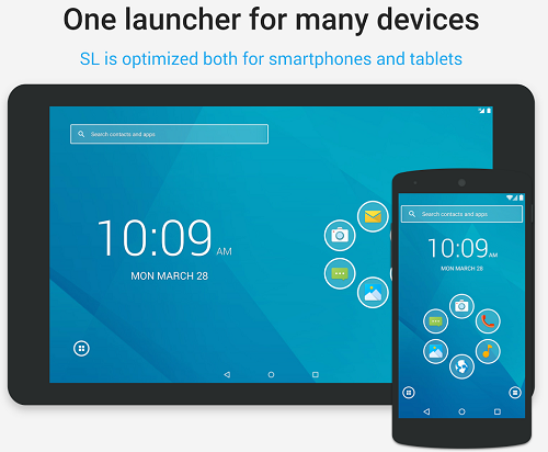 Smart Launcher 3 – دانلود اسمارت لانچر 3