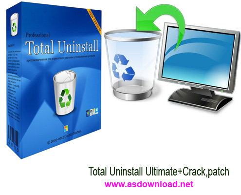 Total Uninstall Ultimate+Crack,patch