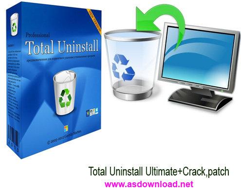 Total Uninstall 6.14.0 Crack Ultimate X86 / x64 & Patch – نرم افزار حذف کامل برنامه های ویندوز