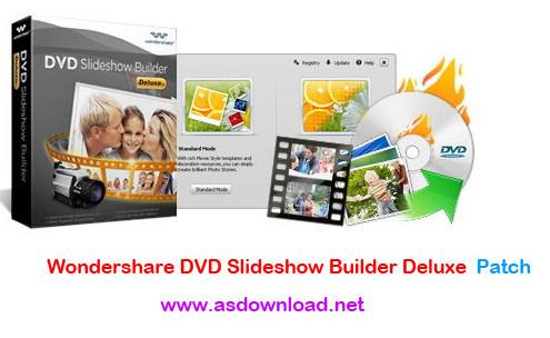 Photo of Wondershare DVD Slideshow Builder Deluxe 6.5.0.1 Patch – نرم افزار ساخت دی ودی دی اسلاید شو