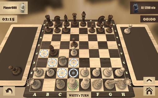 Chess fusion -بازی شطرنج حرفه ای برای اندروید