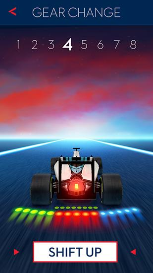 Oris: Reaction race - بازی مسابقه فرمول یک برای اندروید