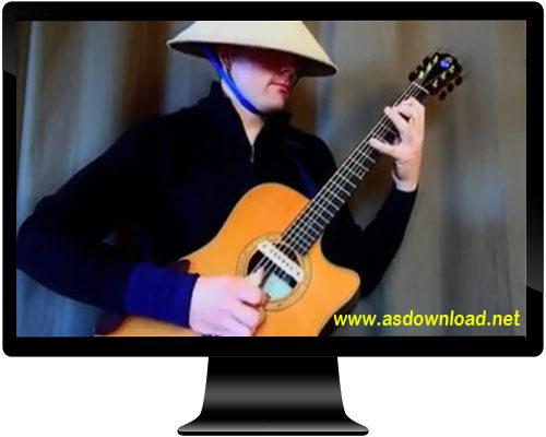 دانلود کلیپ گیتار - نواختن آهنگ ورزشی فوق العاده زیبا