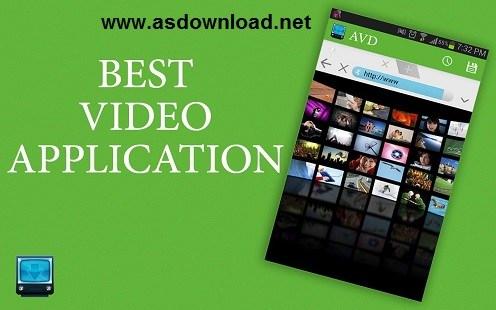 AVD Download Video Downloader Patched 3.5.4 - نرم افزار دانلود فیلم های آنلاین