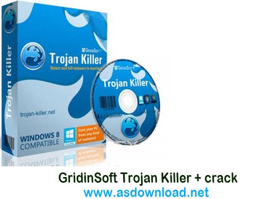 GridinSoft Trojan Killer 2.2.7.9 patch- نابودگر تروجان ها و بدافزارهای جاسوسی
