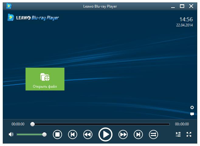 Leawo Blu-ray Player 1.9.3.0 - پلیر پخش فیلم های بلوری