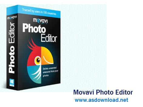 Movavi Photo Editor 3.0.0+serial – نرم افزار حذف اشیاء, اشخاص و چیزهای اضافه از عکس ها