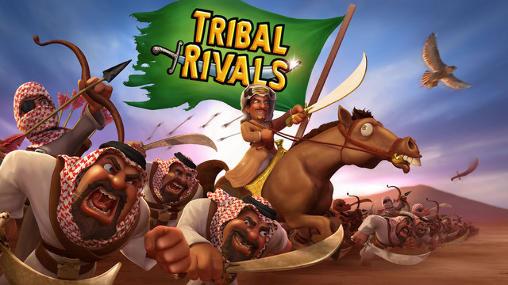 دانلود بازی استراتژیک رقابت قبیله ای Tribal rivals - آنلاین