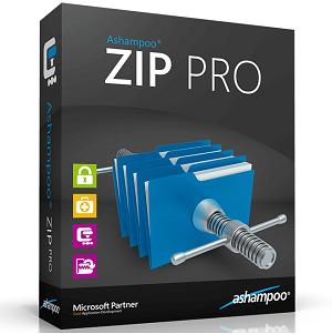 نرم افزار فشردسازی Ashampoo Zip Pro 1.0.7 from 17/01/2017