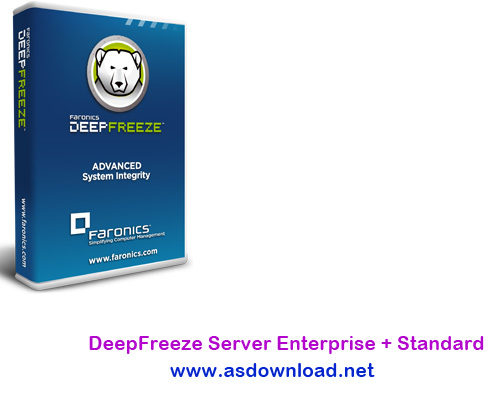 DeepFreeze Server Enterprise + Standard