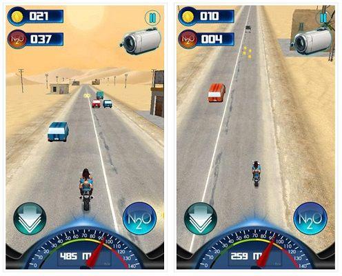 Desert moto racing (2)