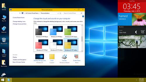 1-Windows 10 Skin Pack